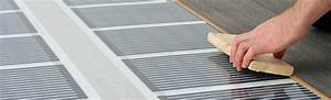 Sol Chauffant Électrique : installateur de plancher chauffant lectrique chauffage radiant ~ Melissatoandfro.com Idées de Décoration