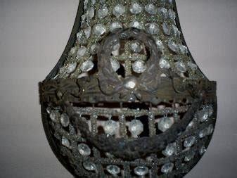 brocante wandlampen te koop aangeboden op tweedehandsnet