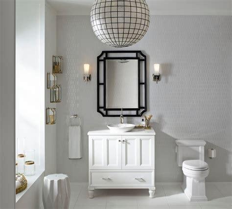 designer kitchen sink subtly accented bathroom 3260