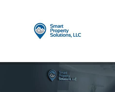 Professional, Modern, Real Estate Logo Design For Smart