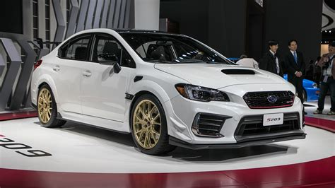 subaru wrx sti   hp exclusive  america