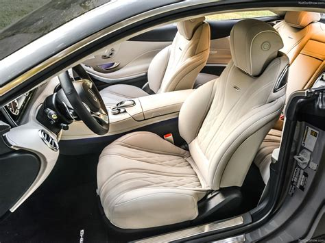 The adoption of the family name seems a little curious when you consider that the. Mercedes-Benz S63 AMG Coupe (2015) - picture 46 of 83