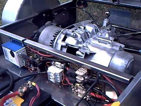 voiture electrique electric car afpa valence moteur etek mars me0709 - Moteur Voiture Electrique