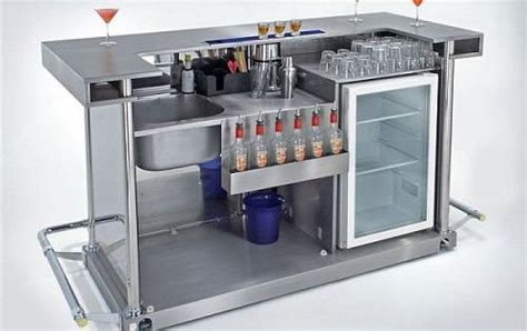 Home Bar Equipment by Portable Bars Are Ideal For Small Spaces Home Bar And