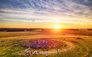 Summer Solstice 2018  Britain Celebrates The Longest Day