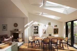 Ideen Fürs Wohnzimmer : dachausbau ideen f r wohnzimmer velux dachfenster inside bilder ~ Buech-reservation.com Haus und Dekorationen