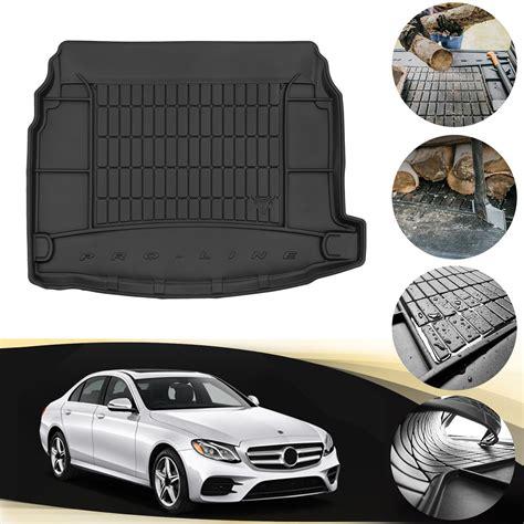 45 days money back guarantee. OMAC Premium Cargo Trunk Liner Black for Mercedes E Class W213 Sedan 2 - Omac Shop Usa - Auto ...