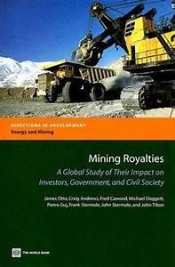 bol.com | Mining Royalties, John E. Tilton & James Otto ...