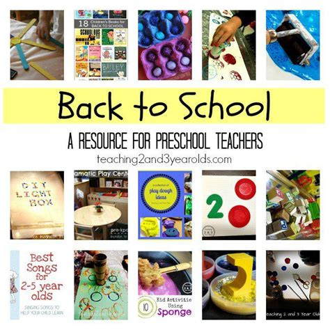 228 best images about back to school preschool theme on 954 | fe3cfdd08e80f33e5e617f7428e49b9e back school tot school