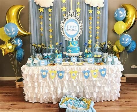 twinkle twinkle  star baby shower party ideas star