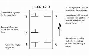 Carling Technologies Rocker Switch Wiring Diagram