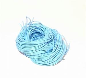 Fil De Scoubidou : fil de scoubidou bleu ciel ~ Zukunftsfamilie.com Idées de Décoration