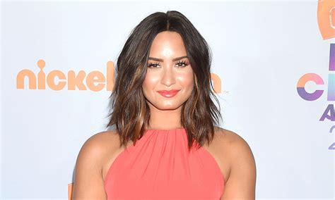 Demi Lovato Celebrates Five Years Of Sobriety