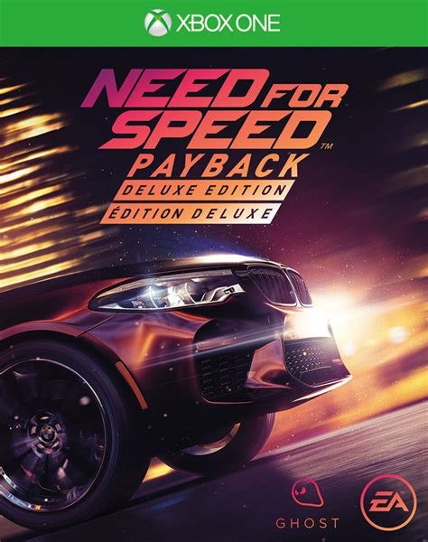 need for speed xbox one pre order need for speed payback car racing