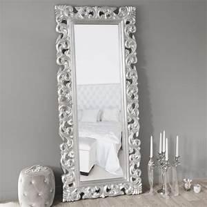 Maison Du Monde Miroir : specchio rivoli argento 190x80 maisons du monde ~ Teatrodelosmanantiales.com Idées de Décoration