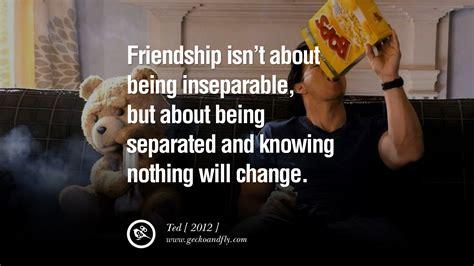 famous movie quotes about friendship quotesgram