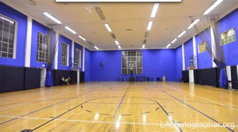 gyms  indoor basketball courts santa monica beverly