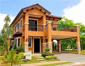 Studio, Type, Row, Houses, In, Philippines