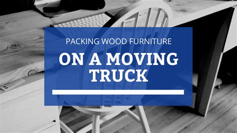 11 helpful tips on how to move and store wood furniture