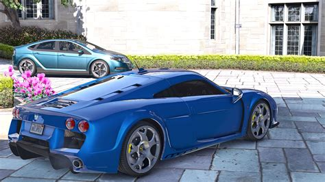 Noble M600 2018 Add On Animated Template Tuning