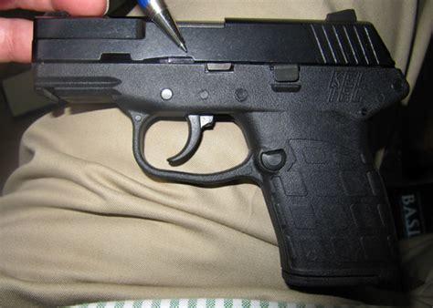 Kel Tec Pf9 Problem  Slide Cracked  Home Defense Weapons