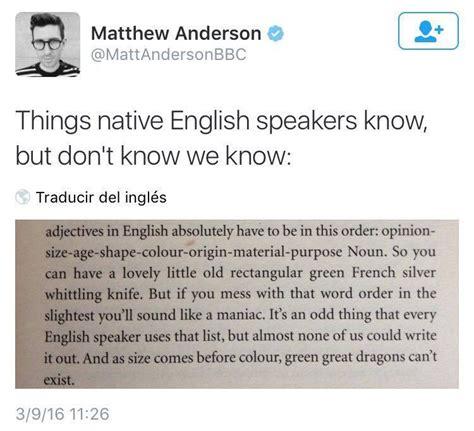 Unspoken English Rules Techcommgeekmom