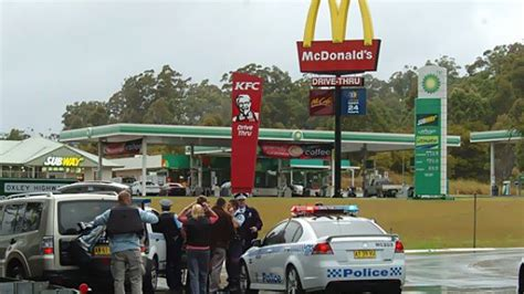 charged mcdonald 39 s siege