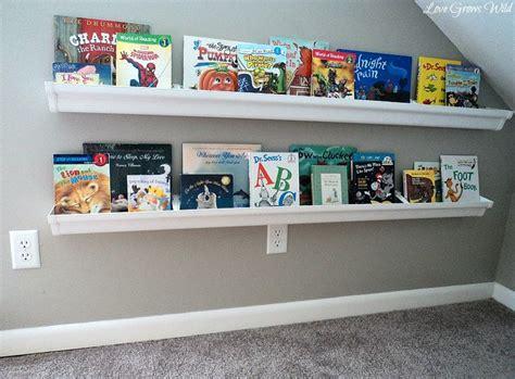 25+ Best Ideas About Rain Gutter Shelves On Pinterest