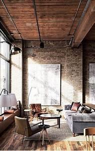 40 Urban Style Interior Design Ideas