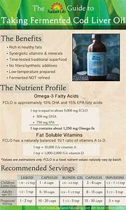 Fermented Cod Liver Oil  How Much Should I Take