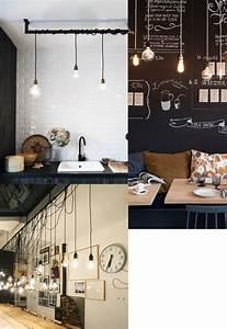 Luminaire Cuisine : luminaire cuisine tendance ~ Melissatoandfro.com Idées de Décoration