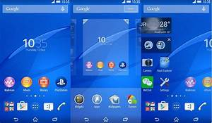 Download Xperia Z3 Launcher Apk and Install on Any Android ...