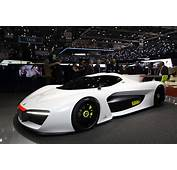 Pininfarina H2 Speed La Supercar &224 Hydrog&232ne Au Salon De