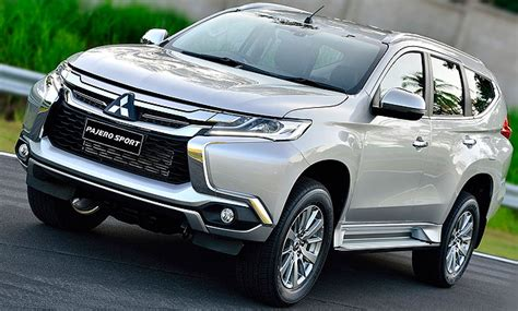 2017 Mitsubishi Pajero Hybrid  Cars Review 2018 2019