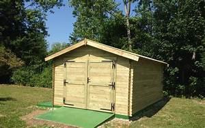 Bois Traité Autoclave : garage bois trait autoclave ~ Dode.kayakingforconservation.com Idées de Décoration