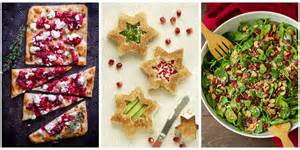 30 easy christmas party appetizers best recipes for holiday appetizers
