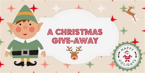 a little bit of quiet giveaway just in time for xmas