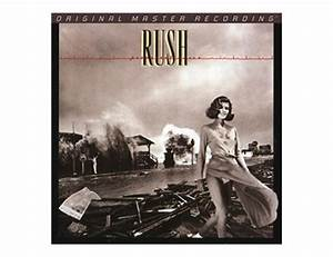 Gold CD MFSL Rush - Permanent Waves - CD - sound ...