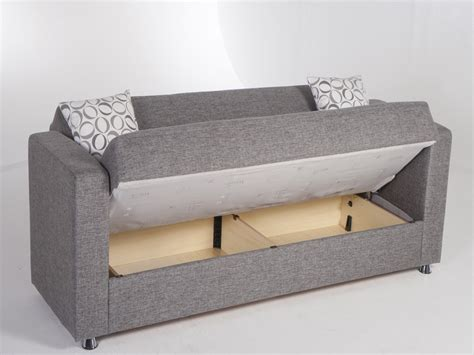 storage couches  quality sofa bed  storage blue
