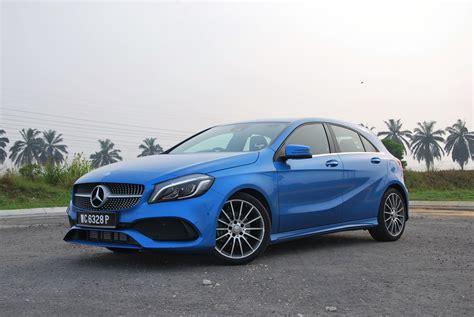 Test Drive Review Mercedesbenz A200 Amg Line Autoworld