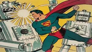 Neato Coolville: COMIC BOOK WALLPAPER: SUPERMAN