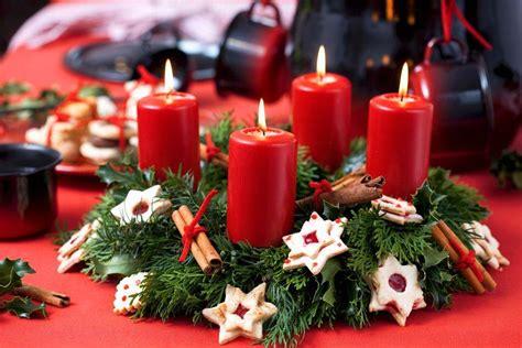 Come Decorare Le Candele Per Natale by Addobbare La Casa Per Natale 5 Idee Westwing Magazine