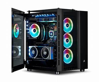 Corsair 680x Crystal Rgb Pcspecialist Case Atx