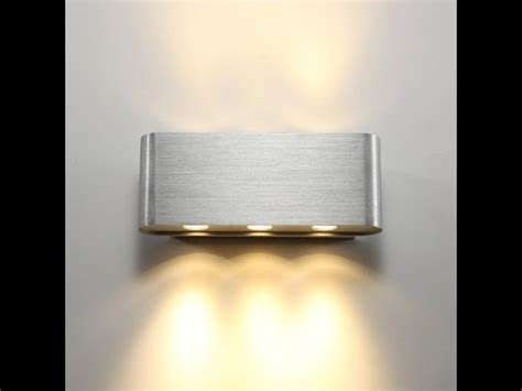 surface mounted interior led wall lights energy saving