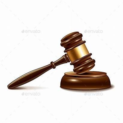 Gavel Judge Emoji Mallet Graphicriver Vector