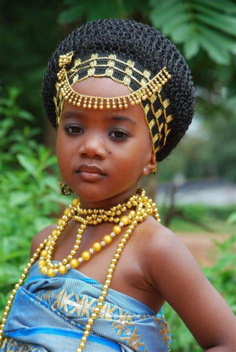 Naija Traditional Wears For Children