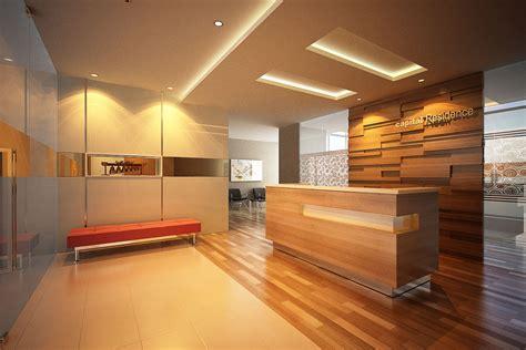 industrial style tv lift 19 minimalist office designs decorating ideas design