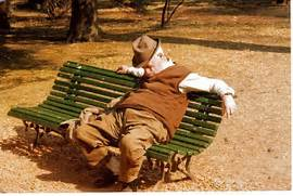 Old man praises Adventism's sleep quality benefits ...
