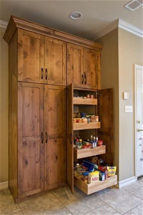 pictures of kitchen pantry cabinets pantry pull out vs door with attached storage 7469
