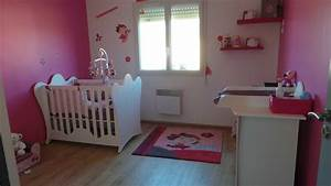 awesome idee de chambre bebe fille ideas awesome With idee peinture chambre bebe
